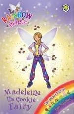Madeleine the Cookie Fairy (Rainbow Magic: The Sweet Fairies, #5)
