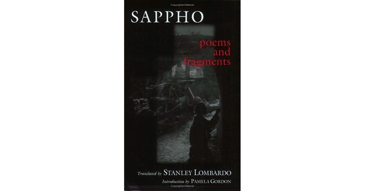 Poems and fragments by sappho fandeluxe Gallery