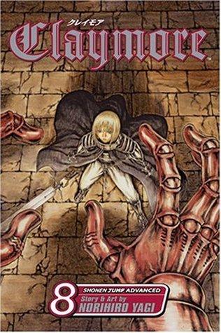Claymore, Vol. 8 by Norihiro Yagi