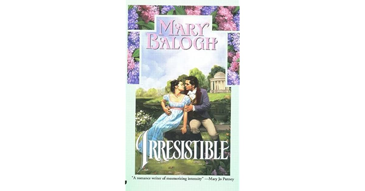 irresistible mary balogh