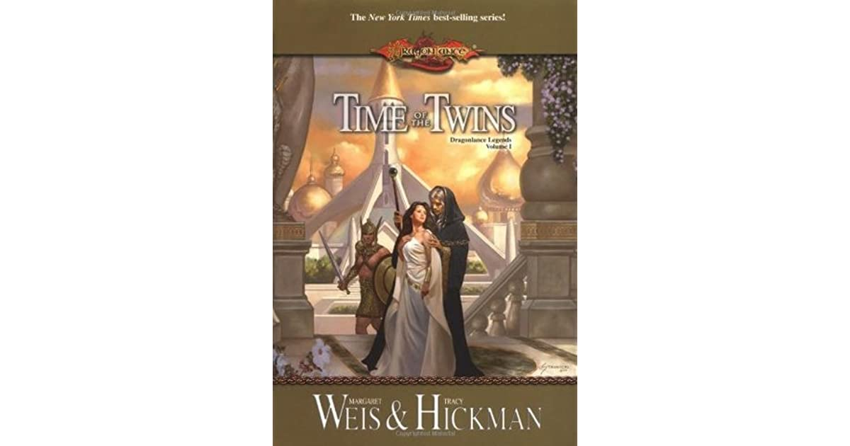 Time of the Twins (Dragonlance: Legends, #1) by Margaret Weis