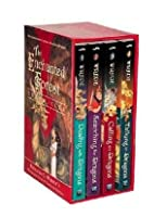 The Enchanted Forest Chronicles: Dealing with Dragons / Searching for Dragons / Calling on Dragons / Talking to Dragons