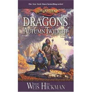 Read Dragons Of Autumn Twilight Dragonlance Chronicles 1 By Margaret Weis