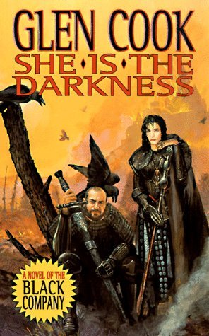 She is the Darkness by Glen Cook