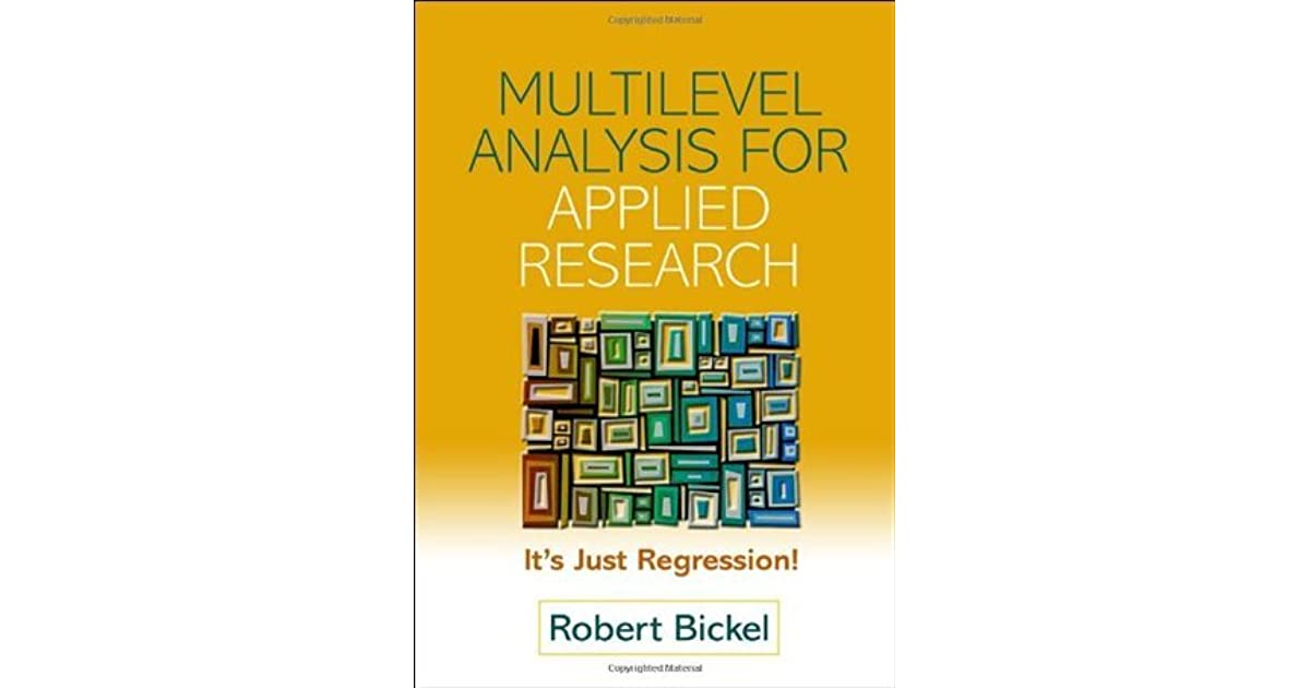applied research methods for business and