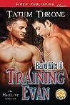 Training Evan (Hard Hits, #8)