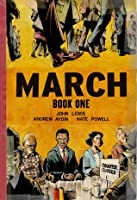 March: Book One (Oversized Hardcover Edition)