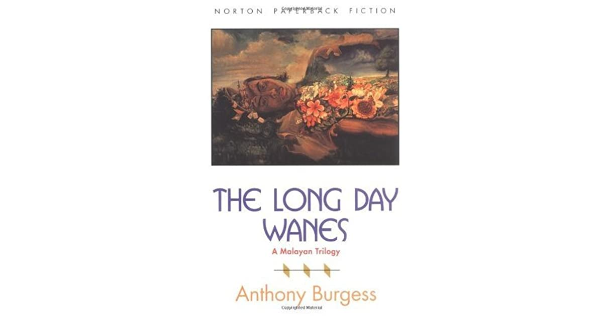 is america falling apart by anthony burgess full text