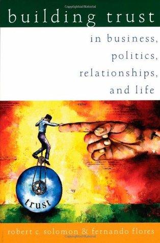 Building Trust by Robert C. Solomon