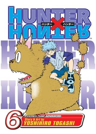Hunter x Hunter, Vol. 06