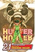 Hunter x Hunter, Vol. 21