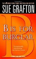 B is for Burglar  (Kinsey Millhone, #2)