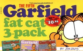 The Fifth Garfield Fat Cat 3 Pack By Jim Davis
