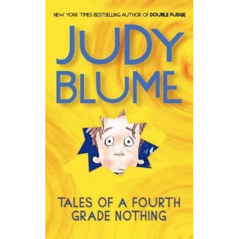 Tales Of A Fourth Grade Nothing Fudge 1 By Judy Blume