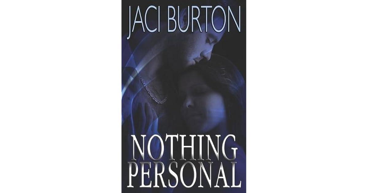nothing personal jaci burton pdf