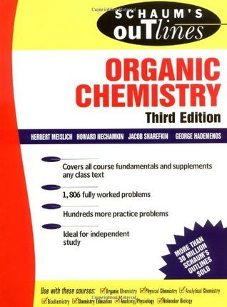 outline of organic chemistry