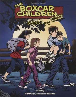 Boxcar Children Graphic Novel Series: Season One Box Set, Vol 1-6