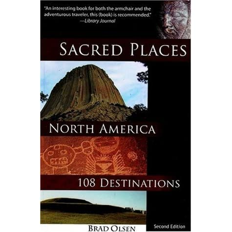 Sacred Places: 108 Destinations Series