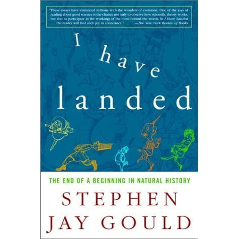 stephen jay gould essay collection Can stephen jay gould's theory explain why there were no batting triple crowns in mlb for looking at the same time frame as used at the start of this essay.