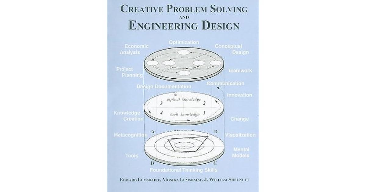 creative problem solving and engineering design lumsdaine