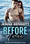 Before You (Cassie and Ty #1; Sex on the Beach)