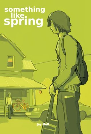 Something Like Spring (Something Like, #4)