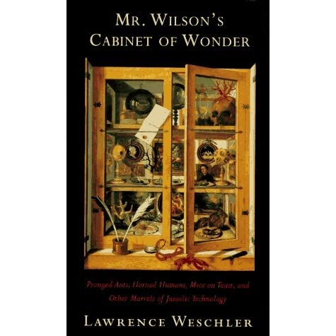 Michael Titus's review of Mr. Wilson's Cabinet Of Wonder: Pronged ...