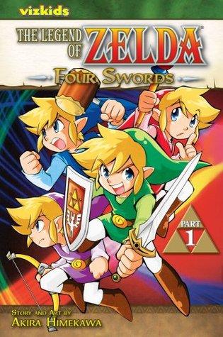 The Legend of Zelda: Four Swords - Part 1