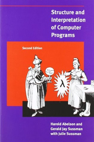 Book Cover - Book Review: Structure and Interpretation of Computer Programs