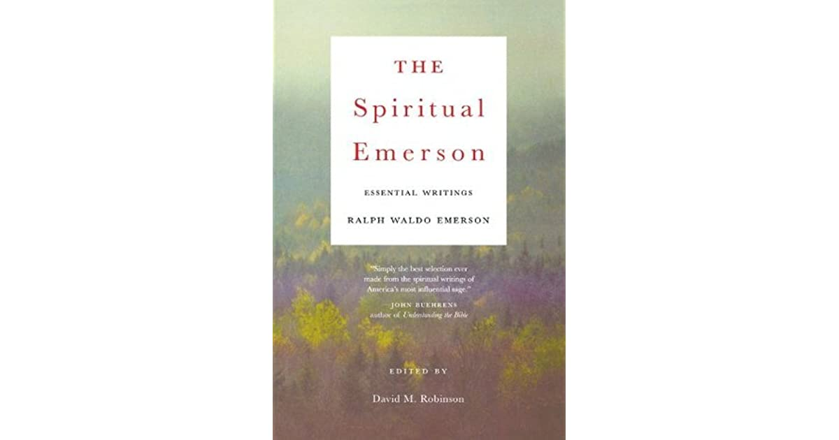 ralph waldo emerson essays pdf Representative men ralph waldo emerson emerson, ralph waldo (1803-1882) - american poet, essayist, and pro-moter of transcendentalism who embodied the american faith.