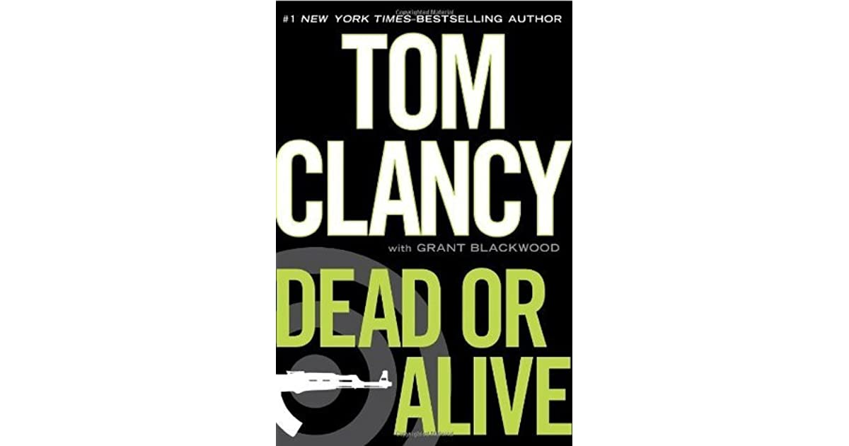 tom clancy dead or alive book