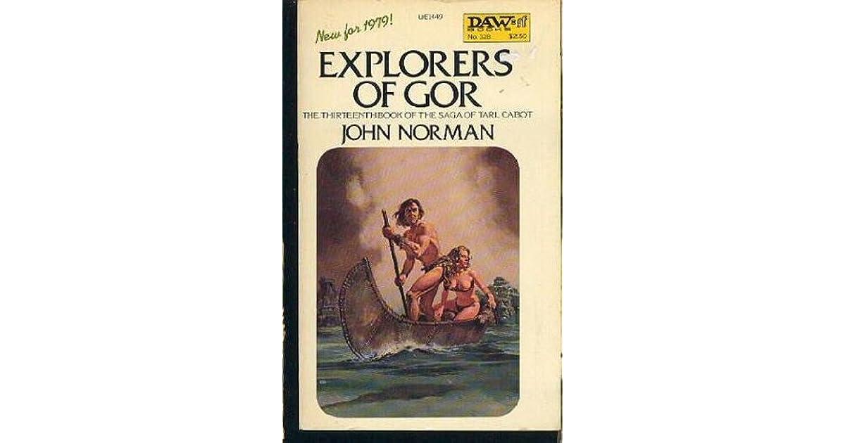 Explorers Of Gor Gor 13 By John Norman