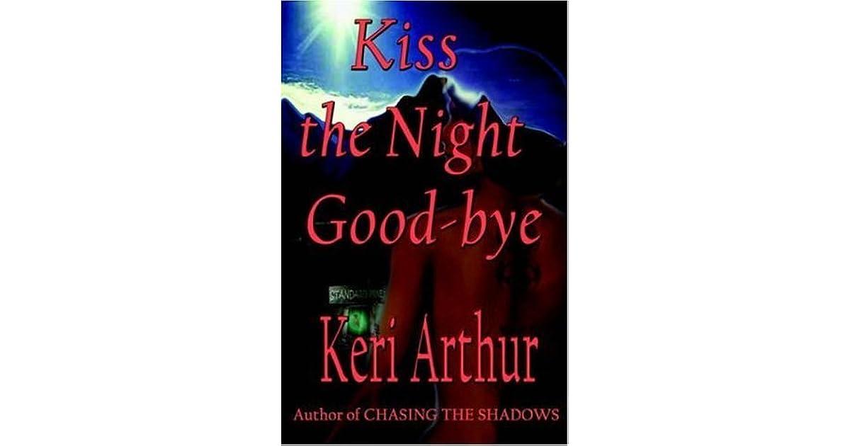 Kiss the night goodbye nikki michael 4 by keri arthur fandeluxe Image collections