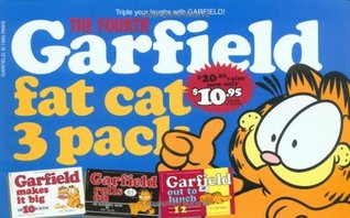 The Fourth Garfield Fat Cat 3 Pack By Jim Davis