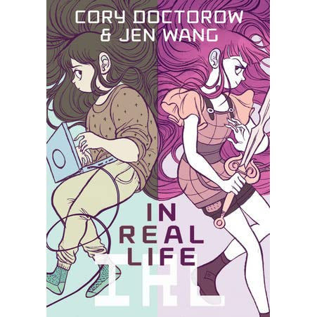Getting fucked by life comic In Real Life By Cory Doctorow