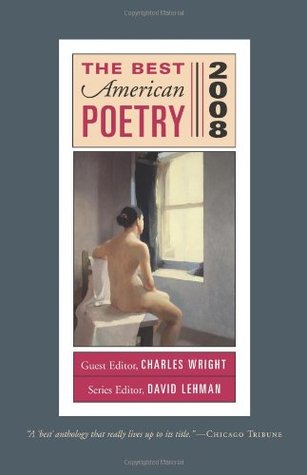 The Best American Poetry 2008 (Best American Poetry)