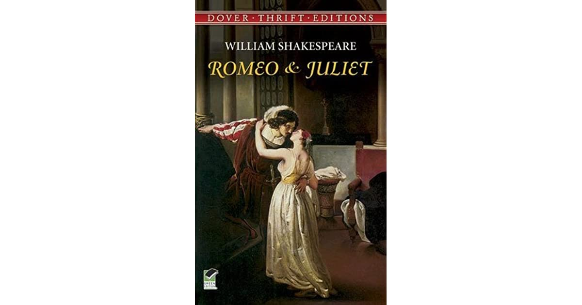 an analysis of romeo and juliet a play by william shakespeare A complete summary of william shakespeare's play, romeo & juliet find out more about the classic story of two feuding families and a young couple's love summary of william shakespeare's romeo and juliet: the classic story of boy meets girl girl's family hates boy's family boy's family hates girl's family boy kills girl's cousin boy and.