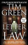 The Letter of the Law (Casey Jordan, #1)