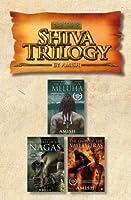 Shiva Trilogy (Shiva Trilogy #1-3)