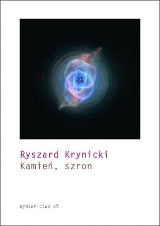 Kamień Szron By Ryszard Krynicki
