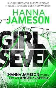 Girl Seven (London Underground, #2)