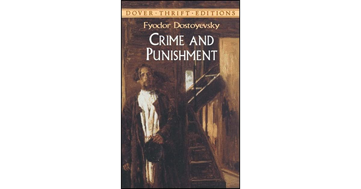 an analysis of crime and punishment by fyodor dostoevsky This week's episode is crime and punishment by fyodor dostoevsky an analysis of crime and punishment - duration: (fyodor dostoyevsky).