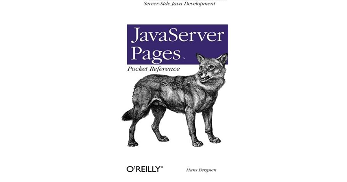 JAVASERVER PAGES BY HANS BERGSTEN EPUB DOWNLOAD