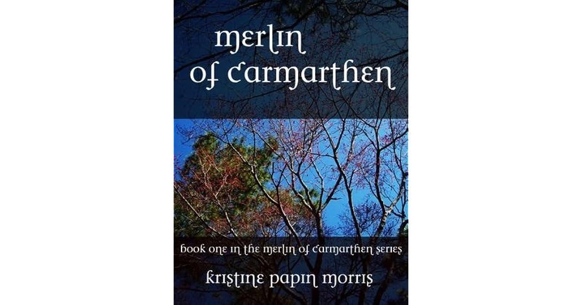 Carmarthen, South Wales in King Arthur Legend