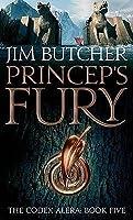 Princeps' Fury (Codex Alera, #5)