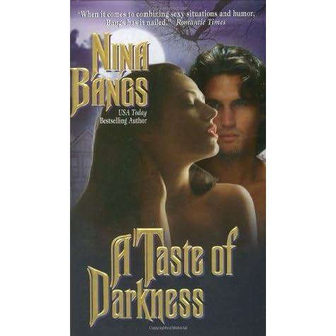 A Taste of Darkness (Mackenzie Vampires, Book 3) (Mackenzie Vampire Series)