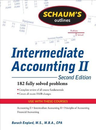 Outline of Intermediate accounting
