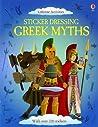 Sticker Dressing Greek Myths