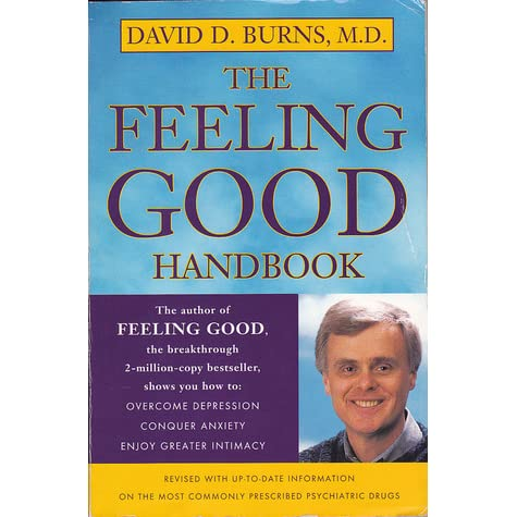 an analysis of feeling good a novel by david burns md The good news is that anxiety, guilt, pessimism, procrastination, low  in feeling  good, eminent psychiatrist, david d burns, md, outlines the  preview this  book »  jumping to conclusions you make a negative interpretation even .