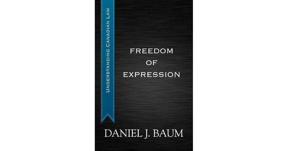 freedom of expression baum daniel j